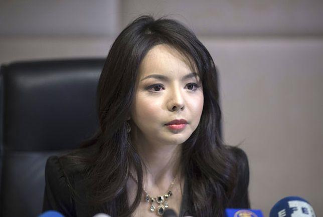 Miss Kanady, Anastasia Lin persona non grata w Chinach za obronę praw człowieka