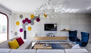 Malowanie przestrzenią: mieszkanie inspirowane sztuką