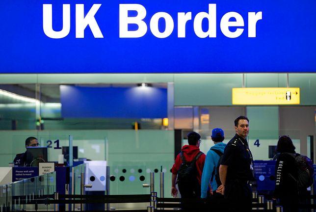 Jeśli plan rządu May wejdzie w życie, wjazd do Wielkiej Brytanii będzie znacznie trudniejszy