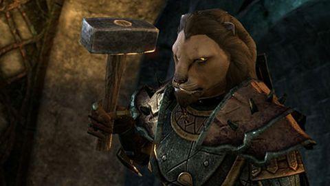 Żywot kowala poczciwego w The Elder Scrolls Online prezentuje się interesująco