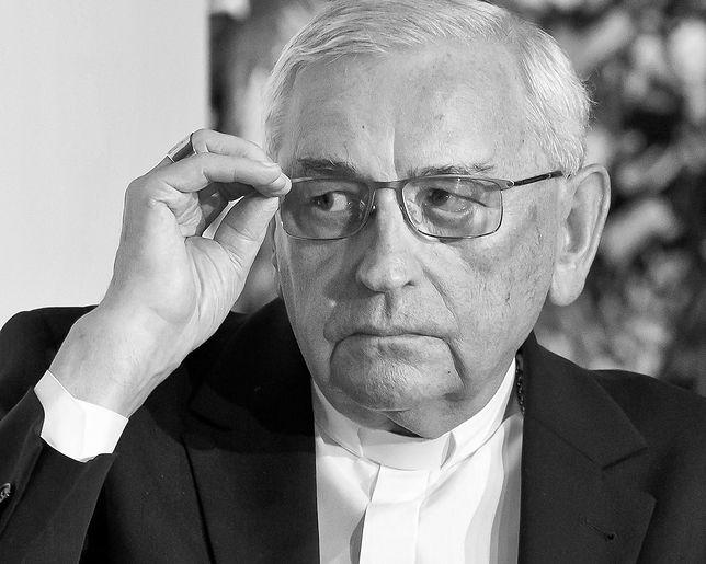 Bp Tadeusz Pieronek nie żyje. Miał 84 lata