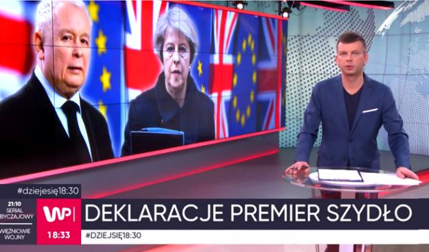 #dziejesię 18:30 Trzaskowski o deklaracji Szydło: nie tak załatwia się sprawy w UE