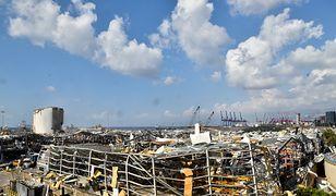 Wybuch w Bejrucie. Premier Hassan Diab ogłosił dymisję rządu