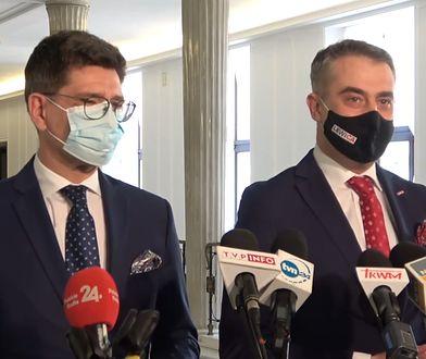 Marek Kacprzak rzecznikiem prasowym Lewicy