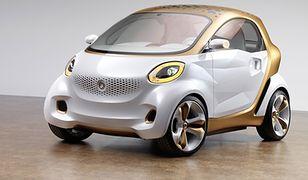 Smart Forvision: miejskie auto przyszłości