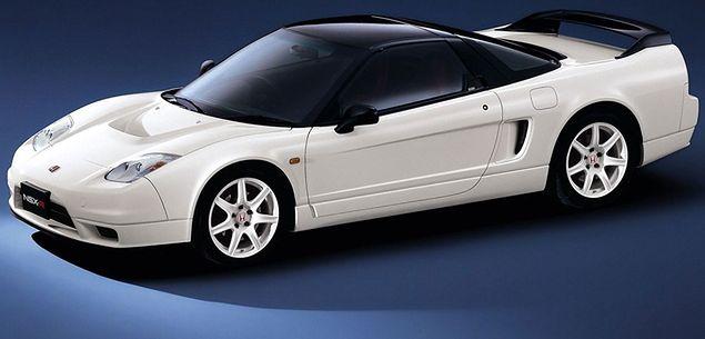 Honda NSX: japońskie Ferrari