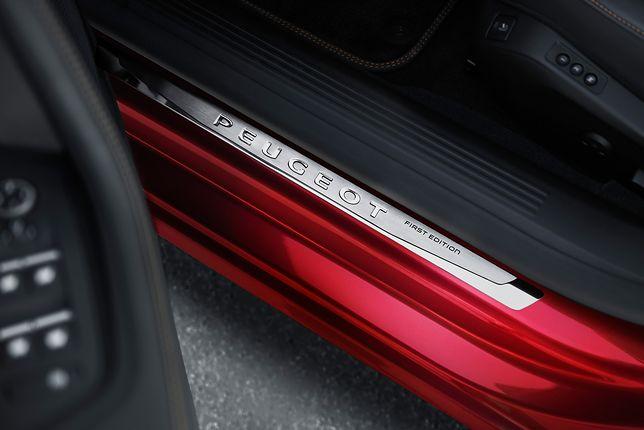 Peugeot 508 First Edition jest już dostępny w sprzedaży. Cena wysoka, a liczba egzemplarzy ograniczona.