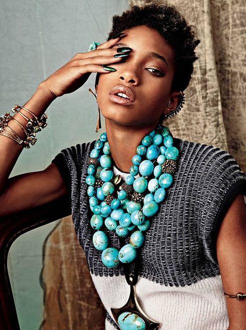 Willow Smith zyskała status ikony mody
