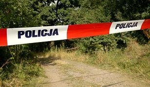 Ciało znaleziono w miejscowości Raszków w pobliżu Jędrzejowa w woj. świętokrzyskim