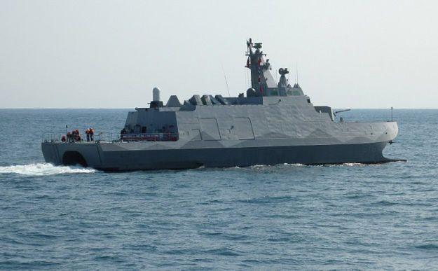 """Nie wykryto żadnych """"wrogich działań"""" chińskich okrętów"""
