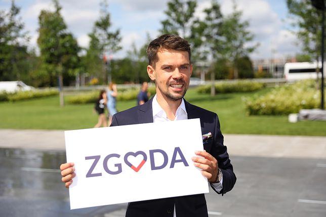"""Lider Agrounii Michał Kołodziejczak zawiesza udział w partii """"Zgoda"""""""