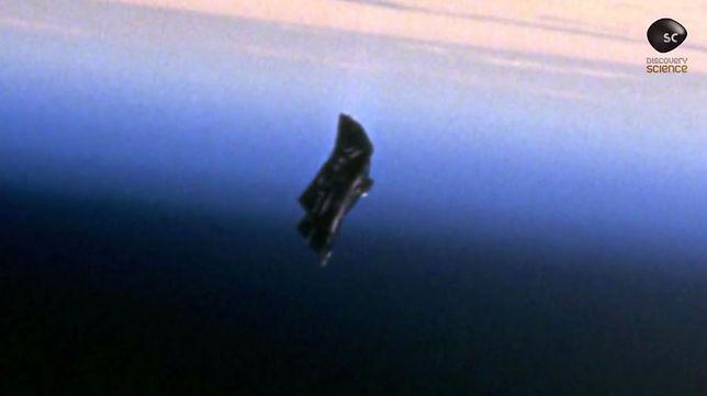Dziwny cień przeraził astronautów z Międzynarodowej Stacji Kosmicznej