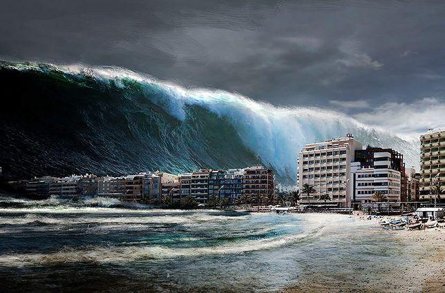 """Torpeda """"Posejdon"""" może zostać użyta do stworzenia potężnego tsunami"""