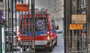 Ważna prośba od ratowników medycznych
