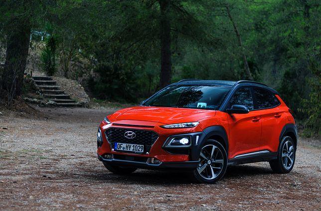 Hyundai Kona / фото: Мариуш Змысловски