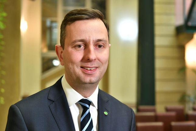 Prezes PSL Władysław Kosiniak-Kamysz odniósł się do sprawy Stefana Niesiołowskiego