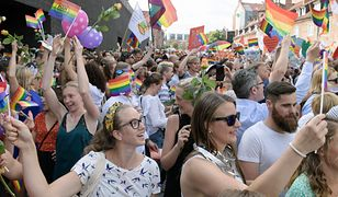 Parada równości ma zwrócić uwagę na mniejszości