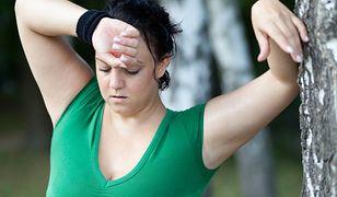 Trening odchudzający łączy w sobie ćwiczenia siłowe z aerobowymi