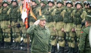 Łukaszenka: gdyby trafił pocisk, to od razu dwóch by nie było