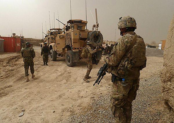 Żołnierze USA przez pomyłkę zastrzelili małego chłopca w Afganistanie