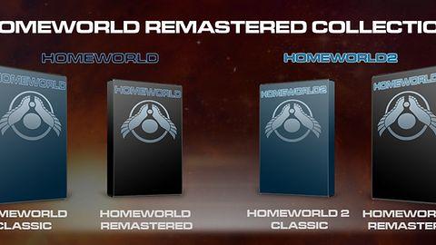 Odświeżona wersja Homeworld to nie tylko grafika w wyższej rozdzielczości