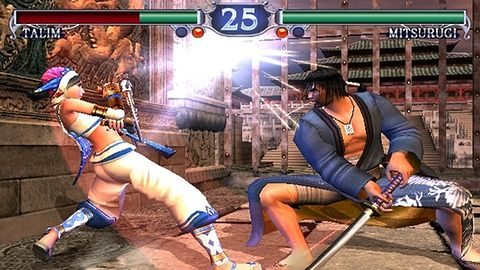 Soul Calibur 2 powróci na Xboksa 360 i PlayStation 3