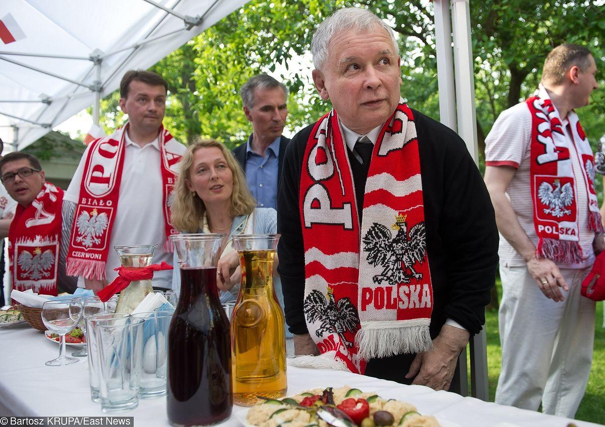 Sławomir Sierakowski: Kaczyński chce być wszystkiemu winny. Pobicia piłkarzy Legii także?