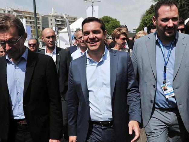 Grecja: demonstracja w Salonikach przeciwko premierowi