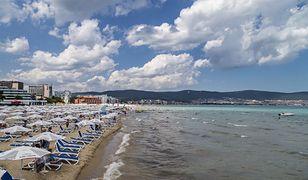 Plaże Bułgarii są piękne i wyposażone w dobrą infrastrukturę