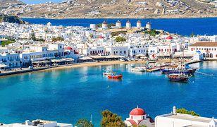 Latem najpopularniejszym kierunkiem wakacyjnym wśród Polaków okazała się Grecja