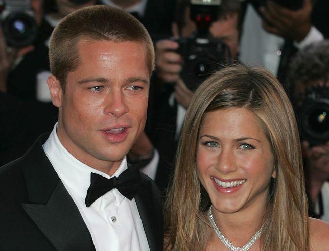 Brad Pitt skomentował powrót do byłej żony