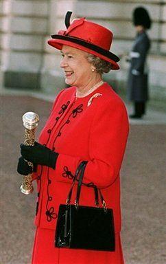Brytyjczyków stać na królową