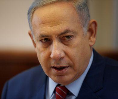 Nieoczekiwane wyznanie Netanjahu. Przyznał się do ataku w Syrii
