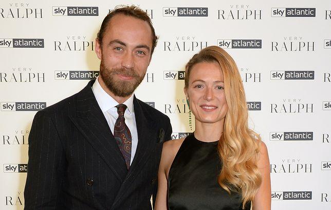 James Middleton i Alizee Thevenet planują ślub.