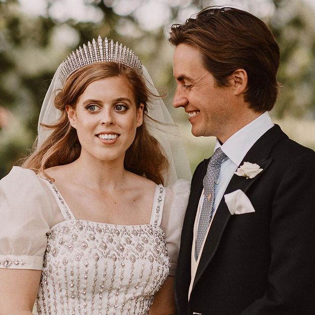 Nowe zdjęcia ze ślubu księżniczki Beatrice