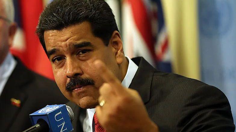 Nicolás Maduro, prezydent Wenezueli