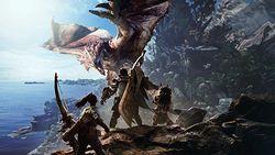 Capcom pokazuje swoje bestsellery. Monster Hunter: World i ostatni Resident na szczycie