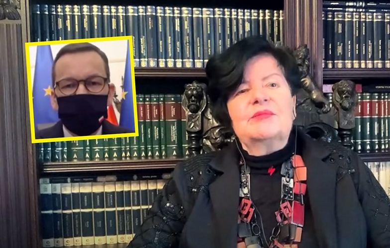 Prof. Senyszyn: Rządowe barany boją się zamknąć kościoły