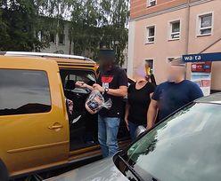Dramat w Wągrowcu. Rodzina z Kalisza jechała nad Bałtyk na wakacje