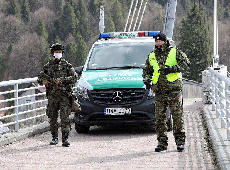Kibol Cracovii aresztowany. Odpowie za przemycanie ludzi do Niemiec