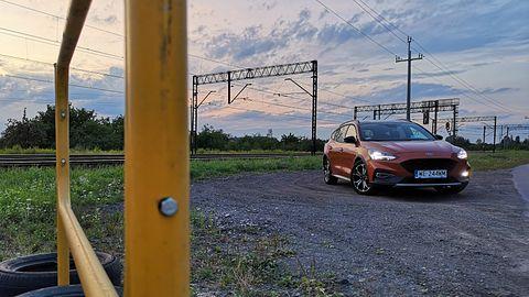 Ford Focus Active Kombi: Head-up display, świetne audio i wygodna nawigacja