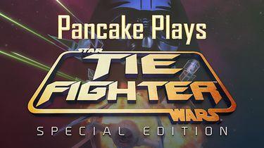Retrogranie: Star Wars™ — TIE Fighter Series (1994, 1995, 1998)