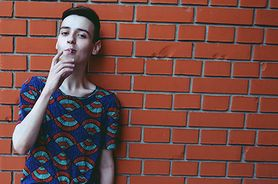 Palenie wśród młodzieży