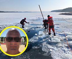 Jarosław uderzył głową w lód i poszedł na dno. Wszystko widzieli znajomi
