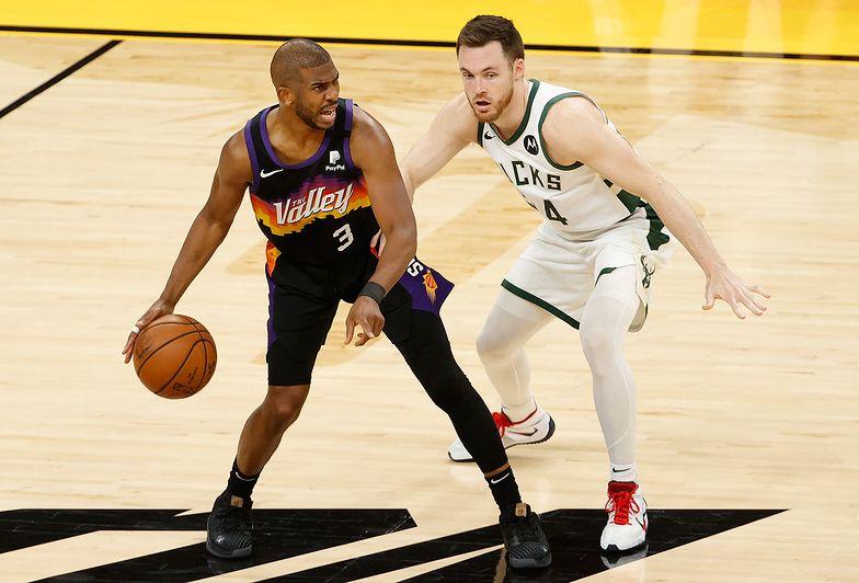 Fenomenalny mecz w NBA. Suns coraz bliżej mistrzostwa!