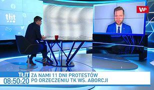 Grożono rodzinie posła. Kamil Bortniczuk szczerze o swojej reakcji