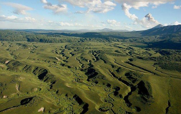 Kraina gejzerów i aktywnych wulkanów