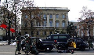 Rekonstrukcja zamachu na Kutscherę