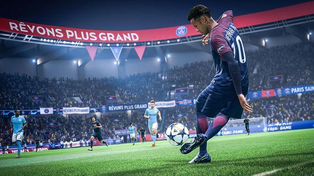 """FIFA 19"" to kolejna odsłona legendarnej serii"