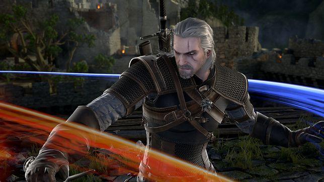 Graliśmy Geraltem w nowej grze. Tym razem walczy na ringu